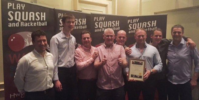 Squash Club of the Year: Meads Squash Club