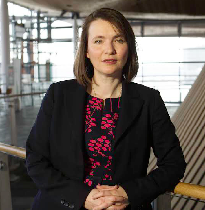 Kirsty Williams: 'Good news, but more to do'
