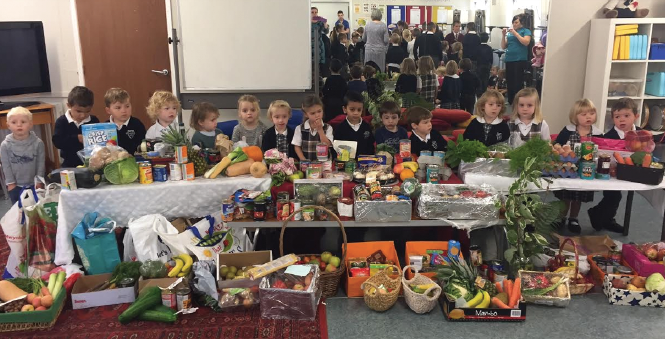 Donating to PATCH: Redhill Preparatory School