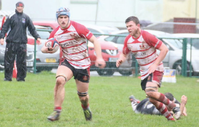 Sam Dolling: Milford hold on for excellent victory